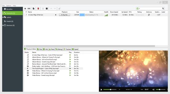 uTorrent Pro 3.5.5 Crack Build 45852 & Free Activation Key Download