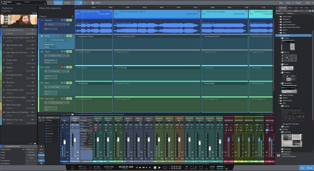 PreSonus Studio One Pro 5.2.0 Crack