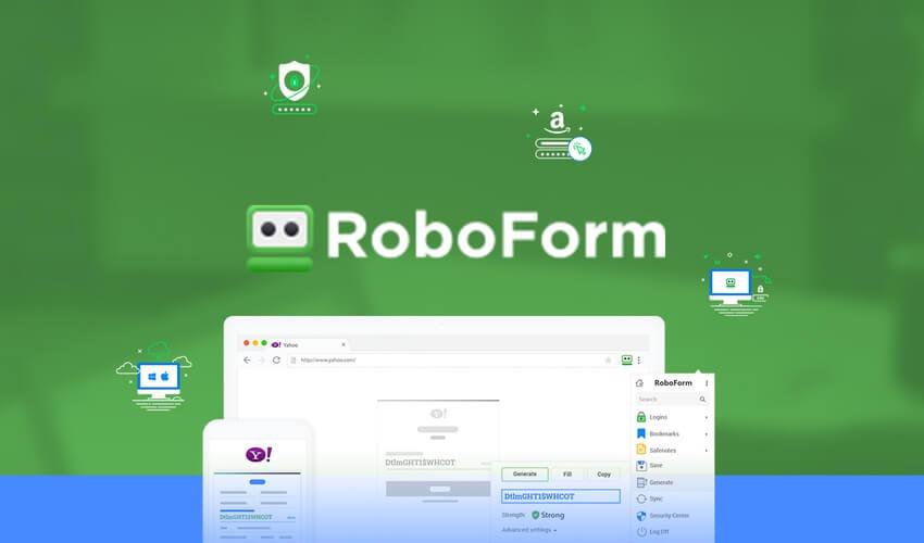 RoboForm 9.1.4 Crack