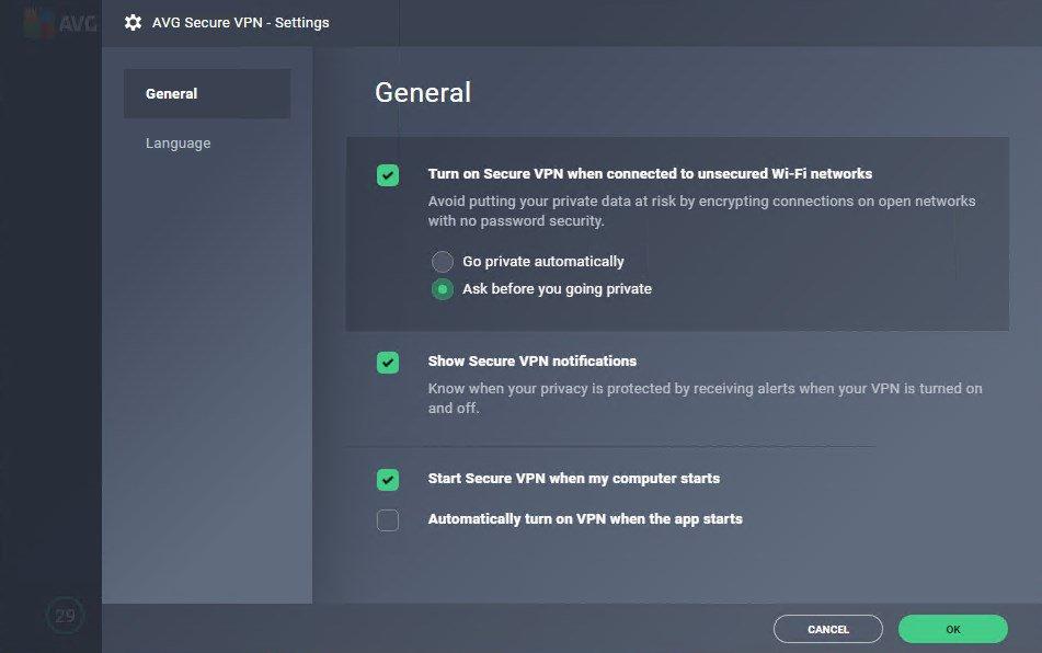 AVG Secure VPN 1.10.765 Crack