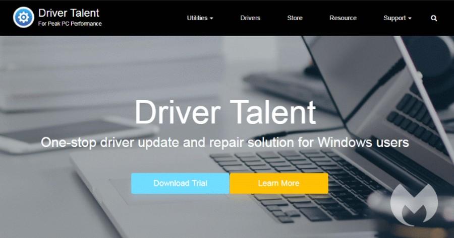 Driver Talent 8.0.0.6 Crack