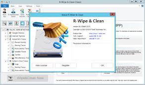 R-Wipe 2021.07 Crack
