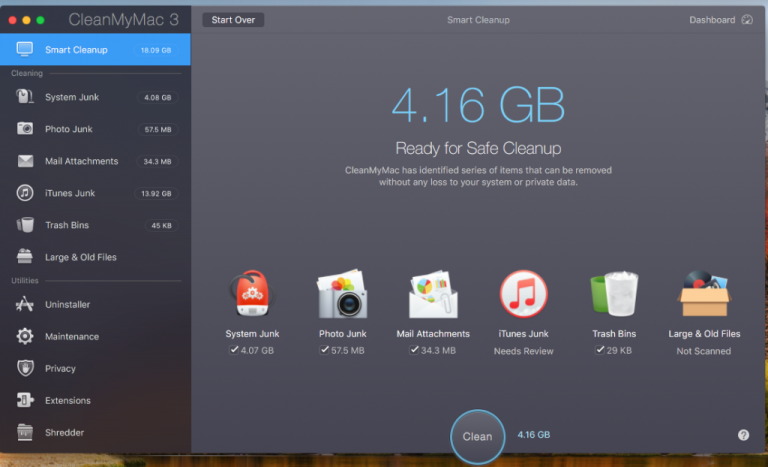 CleanApp Mac 5.1.3 Crack