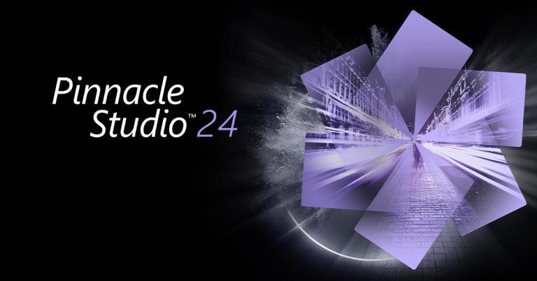 Pinnacle Studio 24 Crack